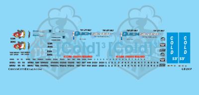 Quick Silver Cold Intermodal
