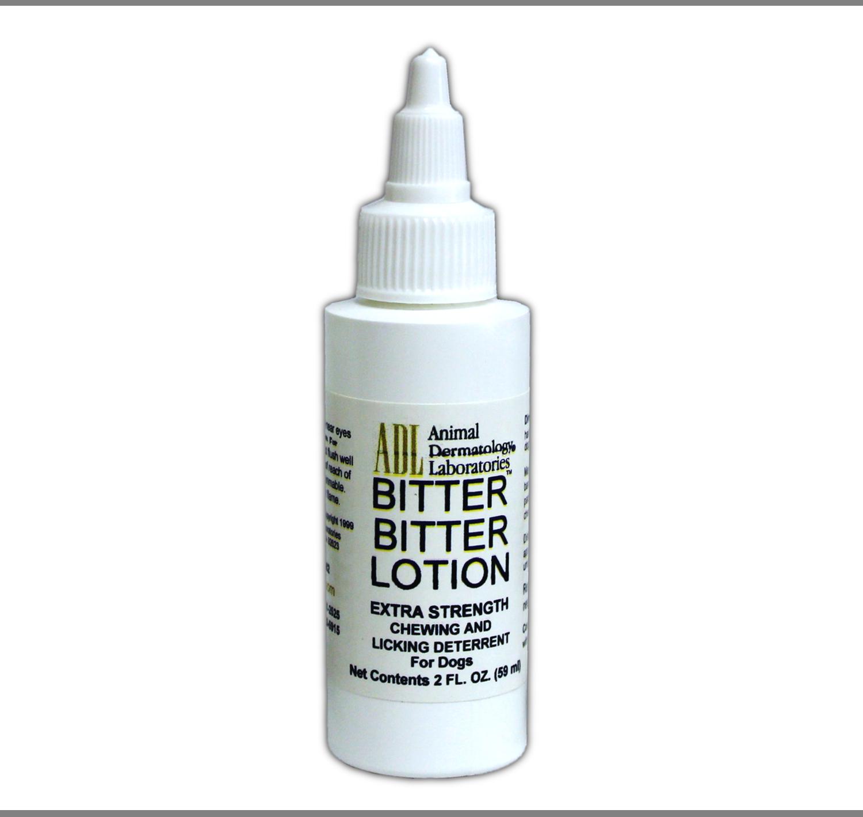 Bitter Bitter Lotion