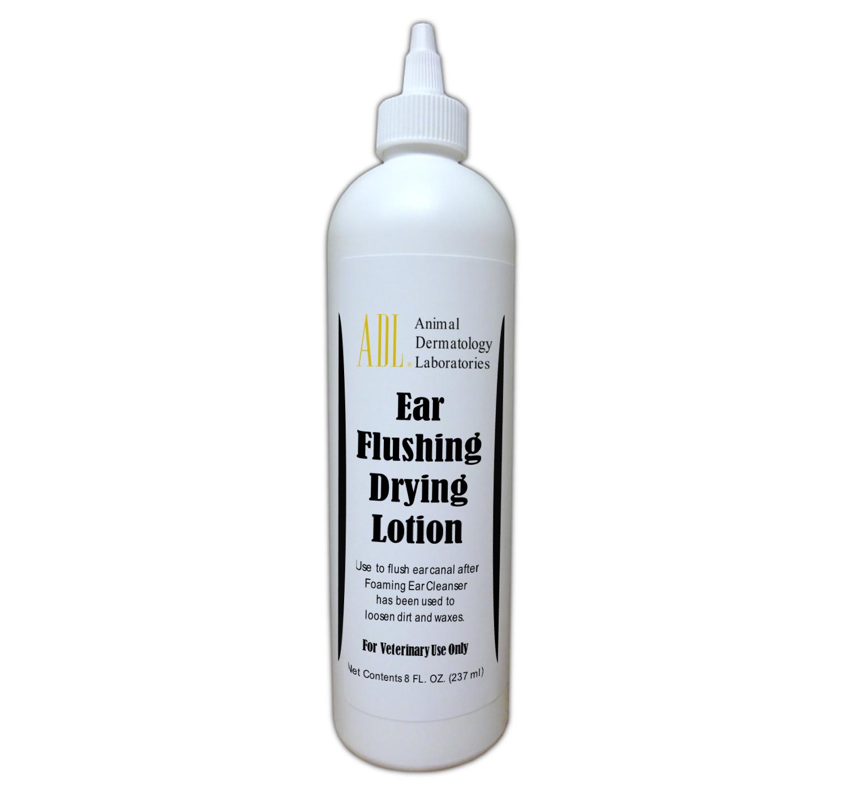 Ear Flushing Drying Lotion