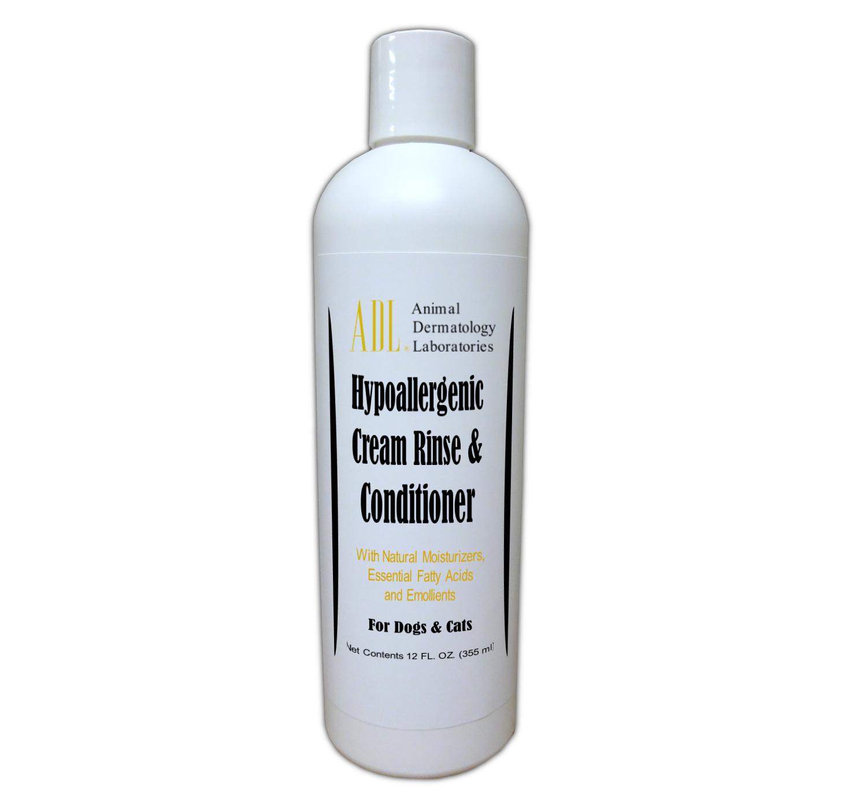 Hypoallergenic Cream Rinse