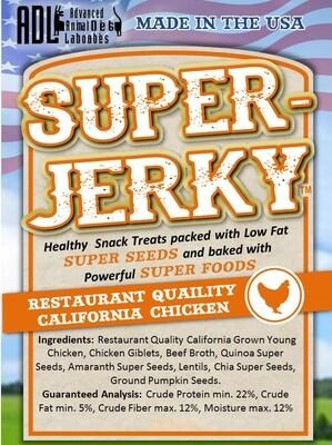 Chicken SuperJerky