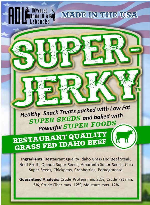 Beef SuperJerky