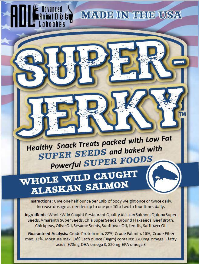 Salmon SuperJerky