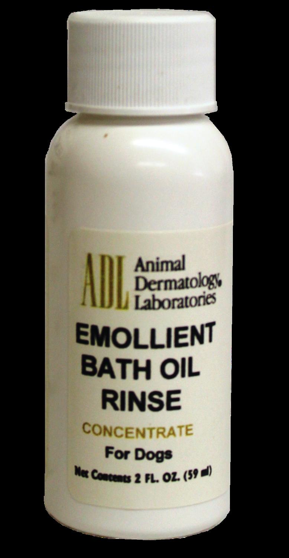 Emollient Bath Oil Rinse