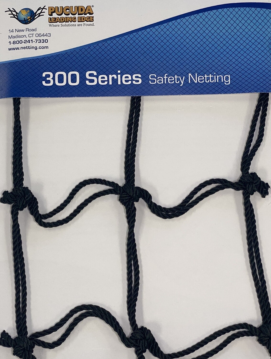 300 Series Safety Netting