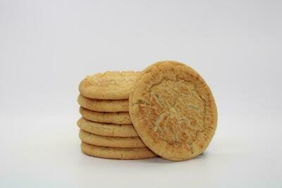 Snickerdoodle Cookies by the dozen
