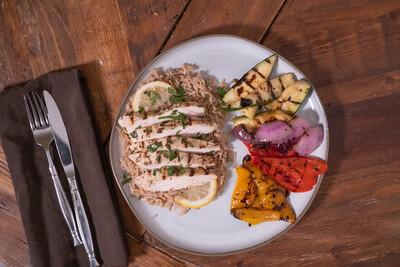 Jan. 28: Grilled Chicken