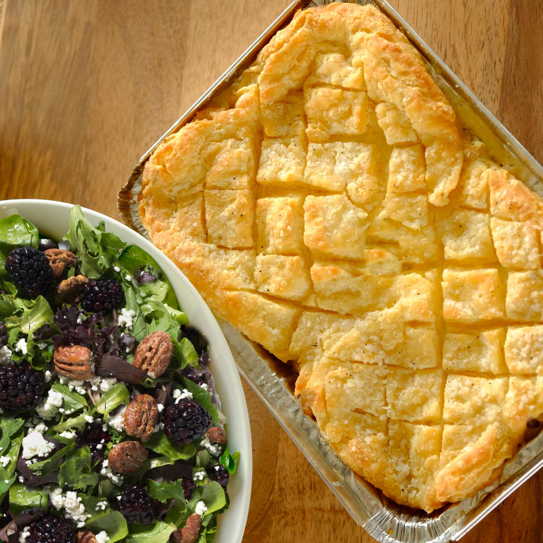 Mar. 4: Chicken Pot Pie