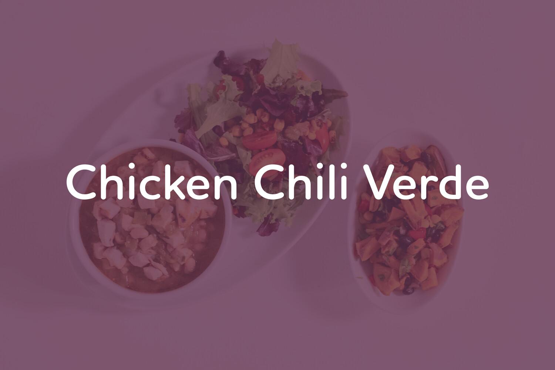 April 20: Chicken Chili Verde