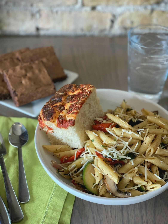 June 10: Penne Pasta
