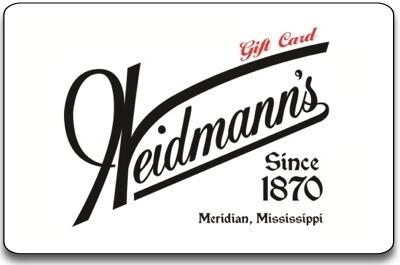 $ 25 Weidmann's Gift Card
