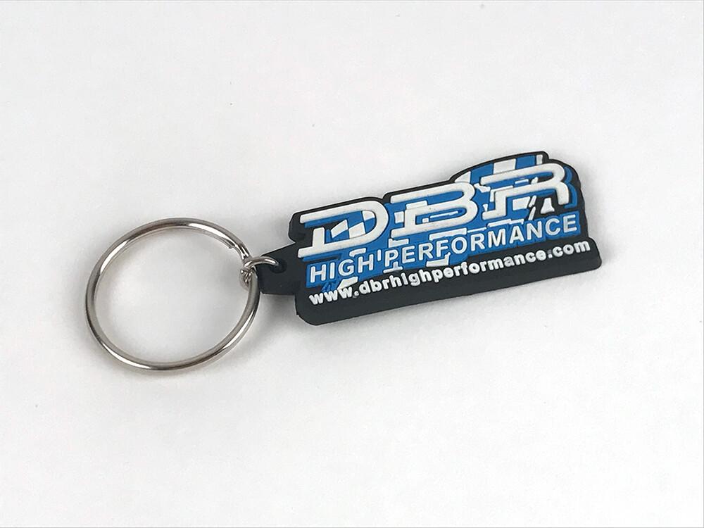 DBR -  PVC Key Tag