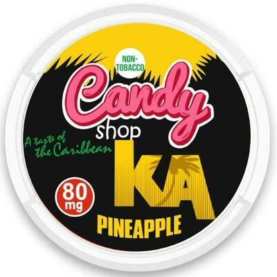 CANDY SHOP   KA PINEAPPLE