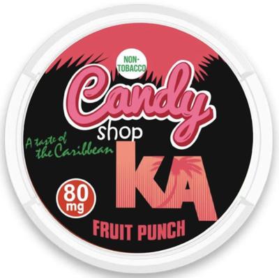 CANDY SHOP   KA FRUIT PUNCH