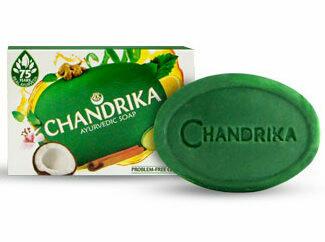 Chandrika - Ayurvedic Soap