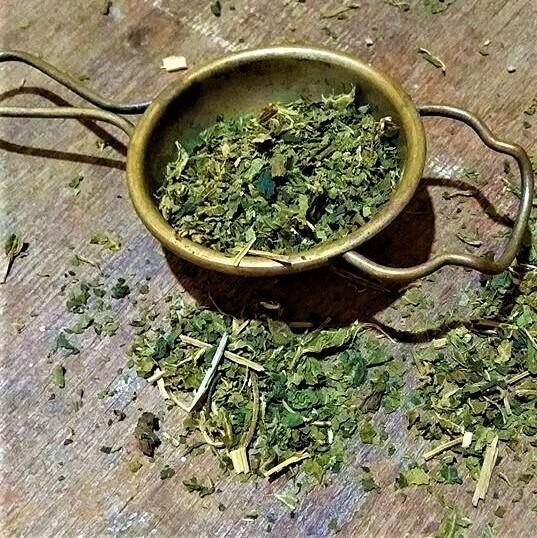 Nettle Leaf Tea - Certified Organic - 50gr
