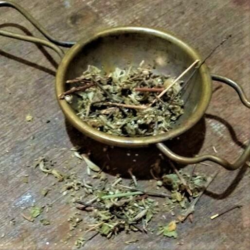 Damiana Herb Tea - Certified Organic - 50gr