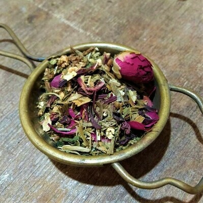 La Luna Herbal Tea - Certified Organic - 30gr