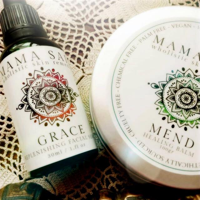 Mama's Mending Kit Choose your blend