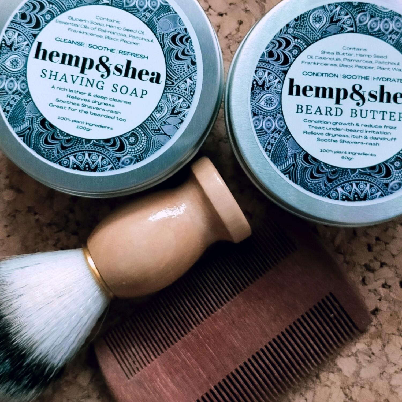 Hemp&Shea Kit for Men