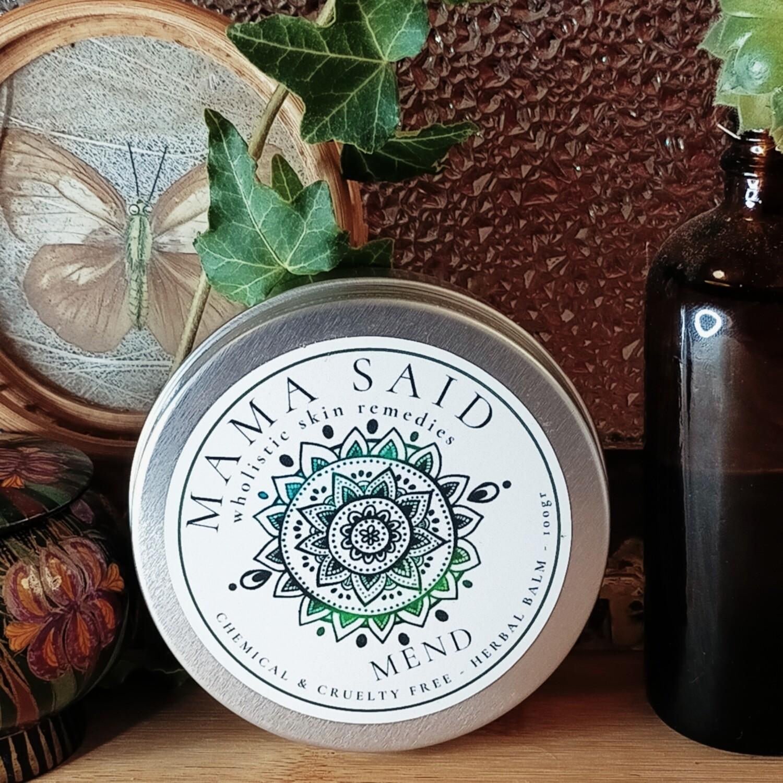 Mend - Herbal Balm - 100 gr
