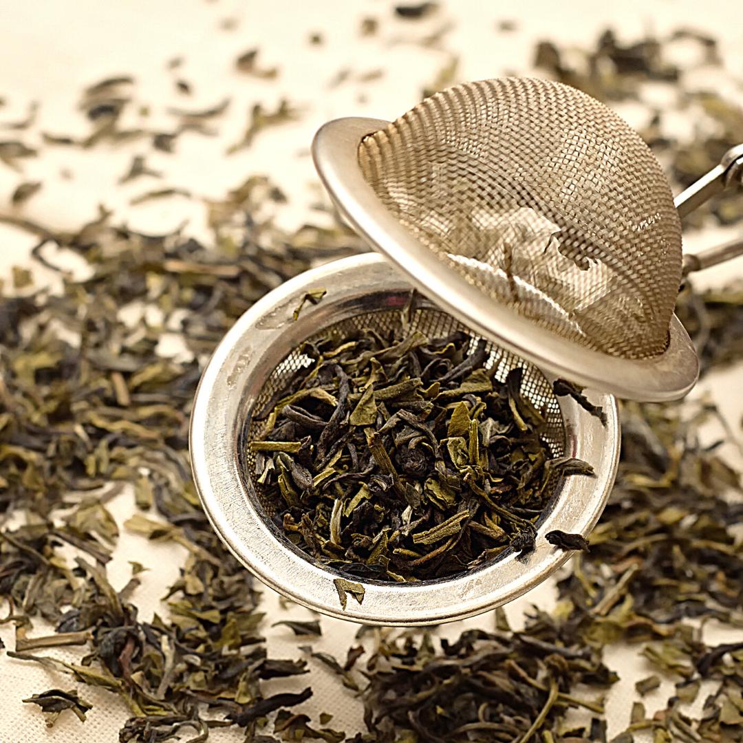 Spring Loaded Tea Infuser