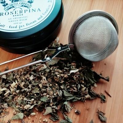 Herbal Winter Tea - 30gr - with infuser