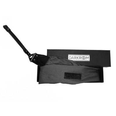 Ремень для фотоаппарата Darkroom текстильный женский серый