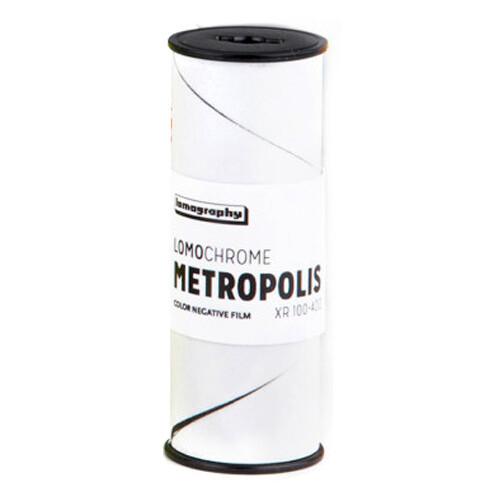 Lomography LomoChrome Metropolis XR 100-400 120