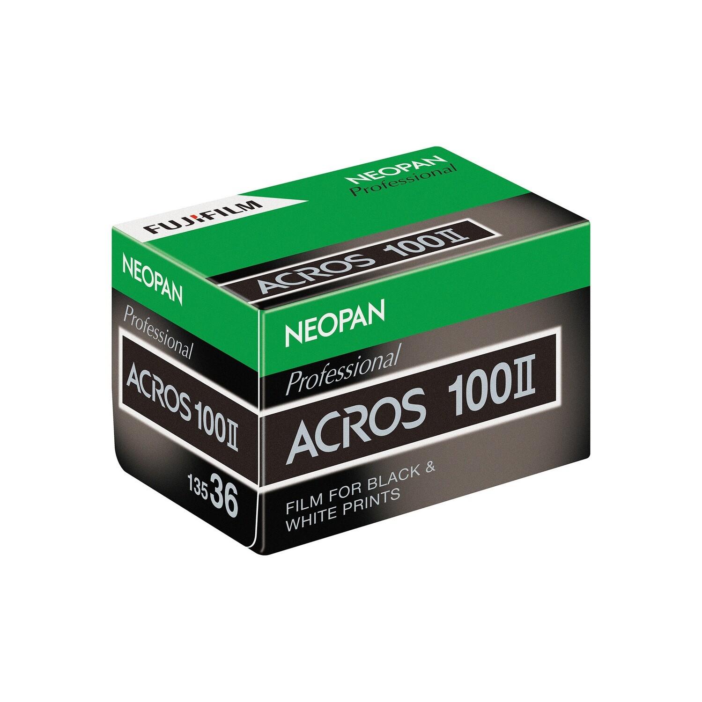 Fujifilm Neopan Acros 100II 35mm