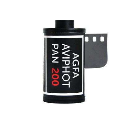 Agfa Aviphot Pan 200 35m