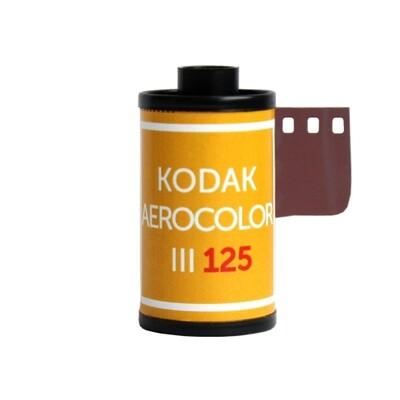 Kodak Aerocolor III 125 35mm