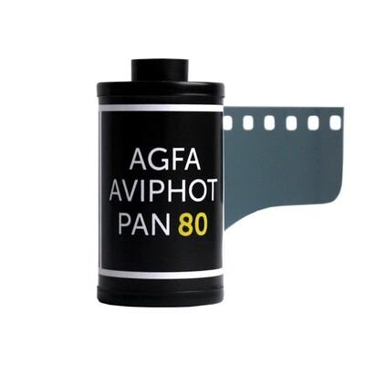 Agfa Aviphot Pan 80 35mm