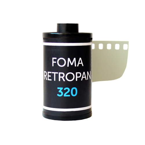 Foma Retropan 320 35mm