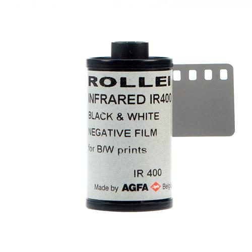 Rollei Infrared 400 35mm