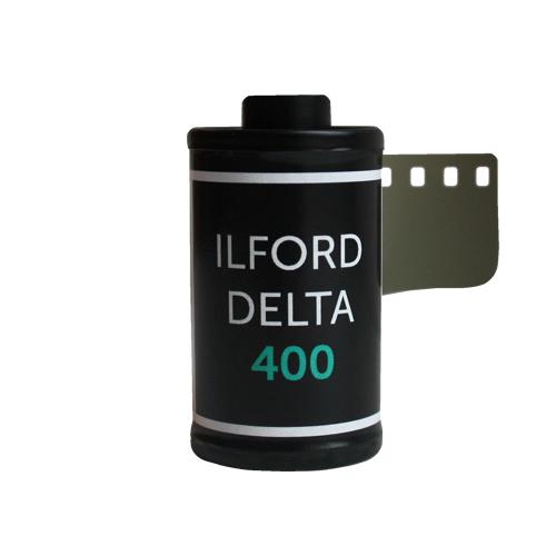 Ilford Delta 400 35mm