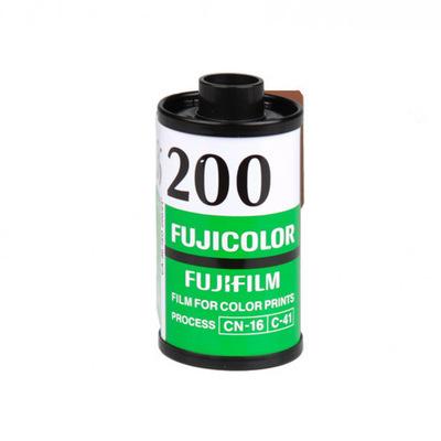 Fujicolor C200 200/36 35mm