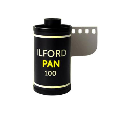 Ilford Pan 100 35mm