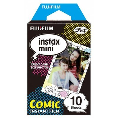 Кассета Fujifilm Instax Mini Comic