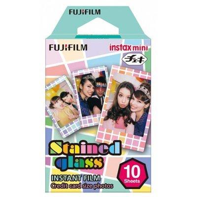 Кассета Fujifilm Instax Mini Stained Glass