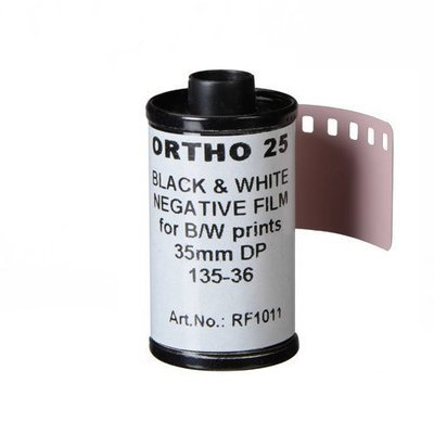 Rollei Ortho 25 35mm