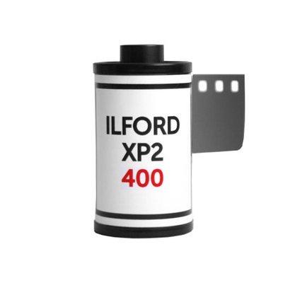 Ilford XP2 400 35mm