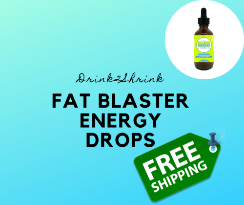 Fat Blaster Energy Drops Only