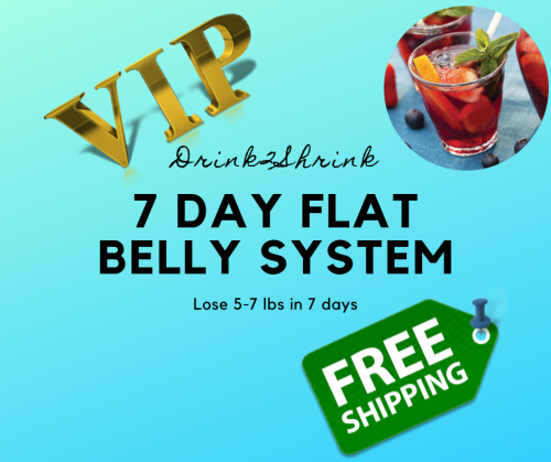7 Day Flat Belly System (D.I.Y.)