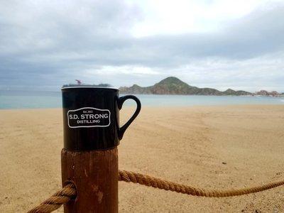 SD Strong Distilling Coffee Mug