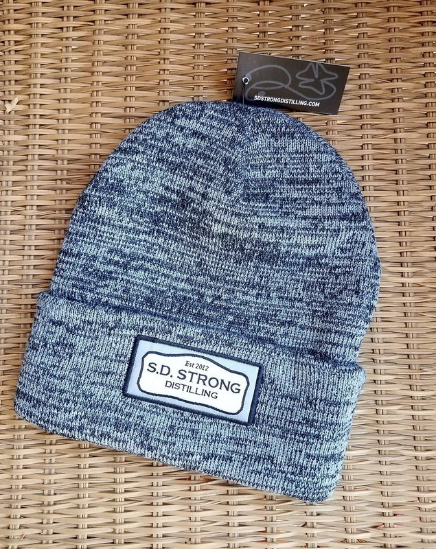 SD Strong Marled Knit Cap