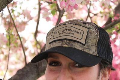 SD Strong Dri-Duck Realtree Camo Hat