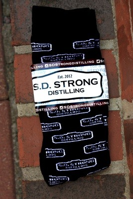 SD Strong Distilling Socks-Made in the USA