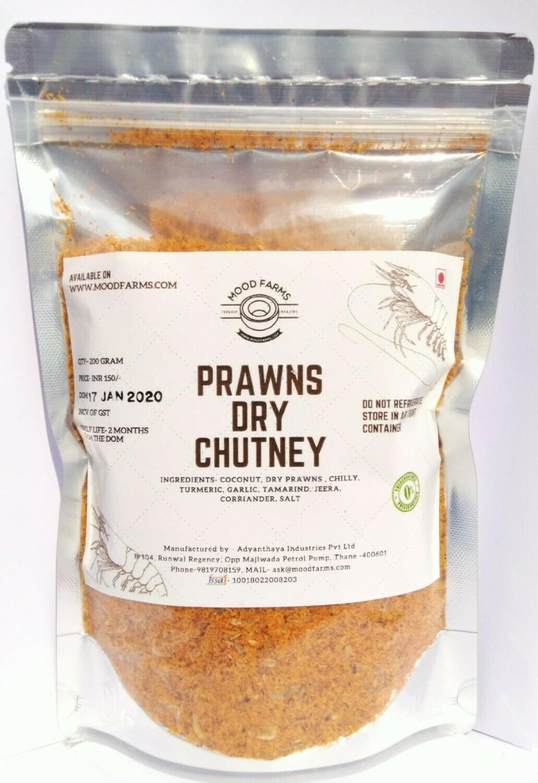 Dry Prawns Chutney