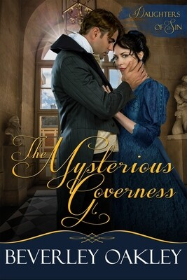 The Mysterious Governess (#3 - Daughters of Sin)